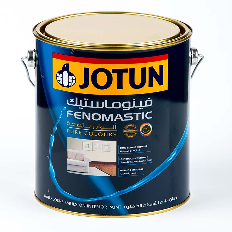 رنگ جوتن فنوماستیک امولسیون (پایه آب)
