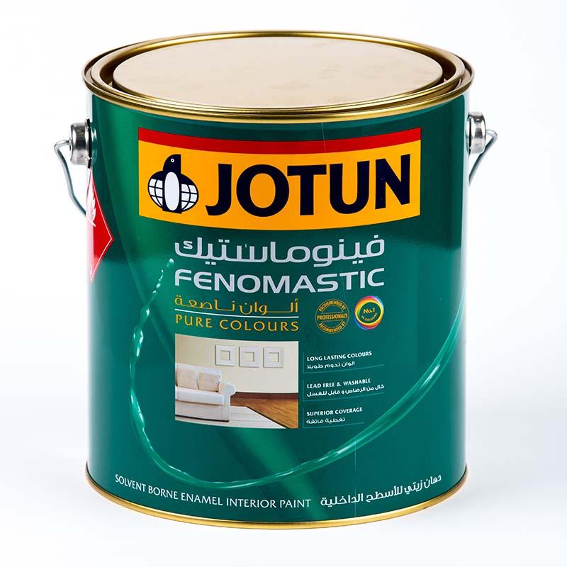 رنگ جوتن فنوماستیک انامل (پایه حلال)