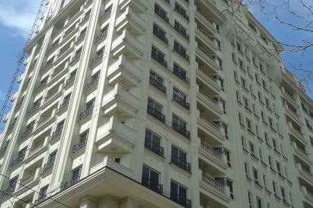 پروژه برج باغ ارغوان فرمانیه