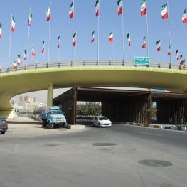 پروژه پل شهیدان
