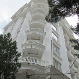 پروژه برج نسترن کرمانشاه