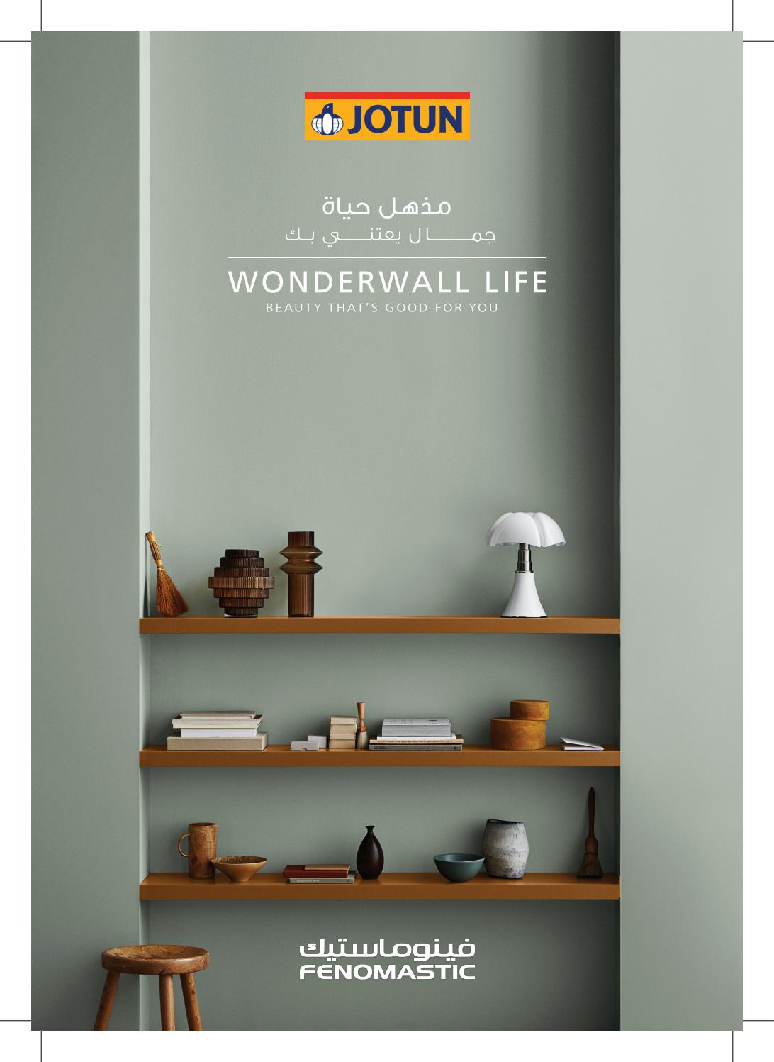 Fenomastic Wonderwall Life
